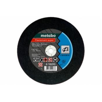 Отрезной круг METABO Flexiamant super, сталь (616203000)